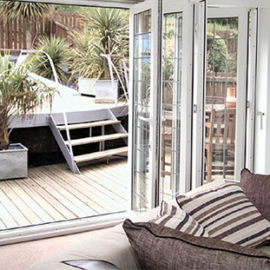Cost of Bi-fold Patio Doors