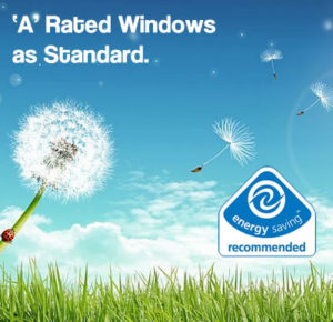 A-rated Double Glazed Windows